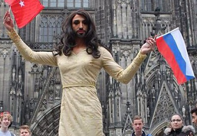 Copenhagen Pride Week 2014 - Conchita