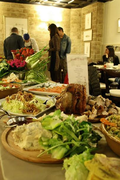 Buffet all'Osteria Righi