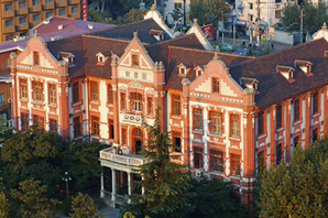 Jiao Tong University di Shanghai