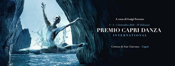 PREMIO CAPRI DANZA INTERNATIONAL 2016 loc