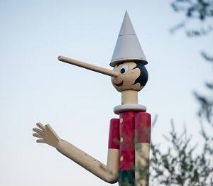 Pinocchio Gigante