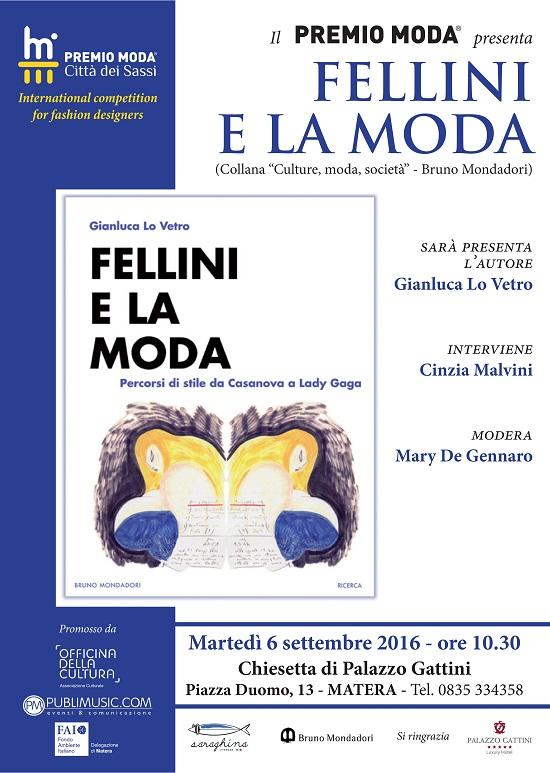 Locandina Fellini e la Moda def
