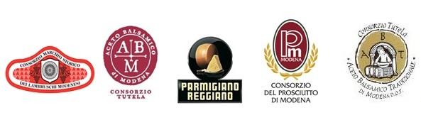 prodotti tipici - Emilia Romagna