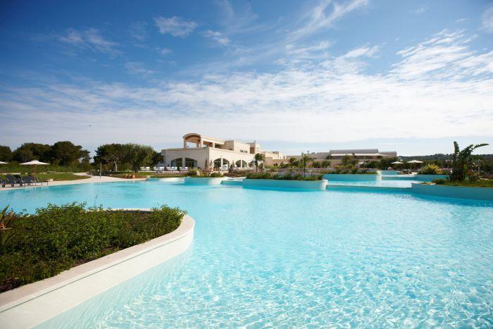 Iberhotel Puglia piscine