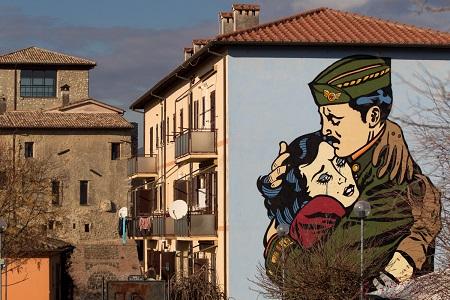 SOLO  Ph Blind Eye Street Art
