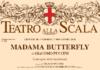TEATRO ALLA SCALA CONVEGNO MADAMA BUTTERFLY