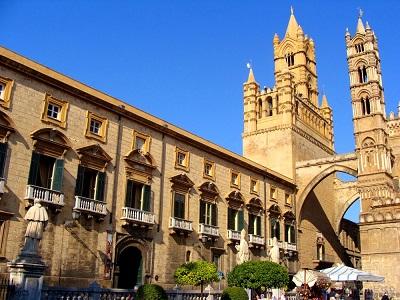 Palermo - vecchio Arcivescovado