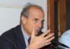 Claudio De Albertis durante lincontro a Palazzo Moriggia