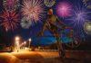Fuochi d artificio Natale a Forte dei marmi