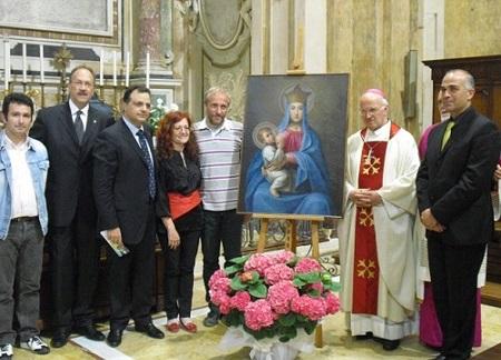 Madonna del Popolo aquilano
