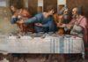 Ultima cena PLATE proiezione01