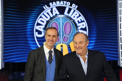 Edmondo Conti e Gerry Scotti