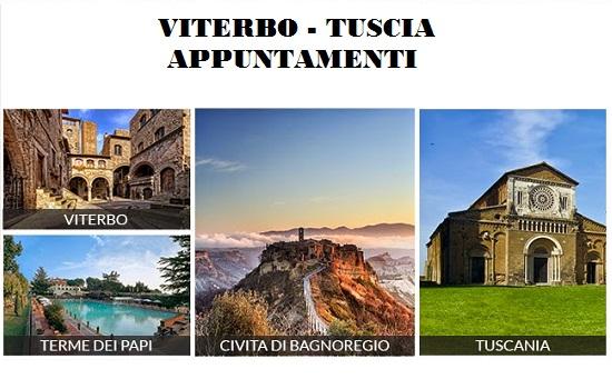 CARTOLINA VITERBO TUSCIA