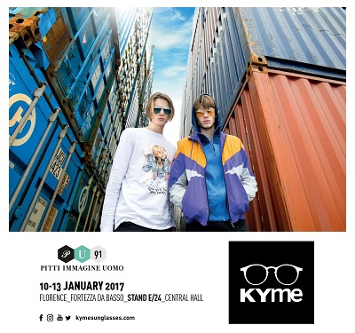 Kyme Pitti gennaio 2017