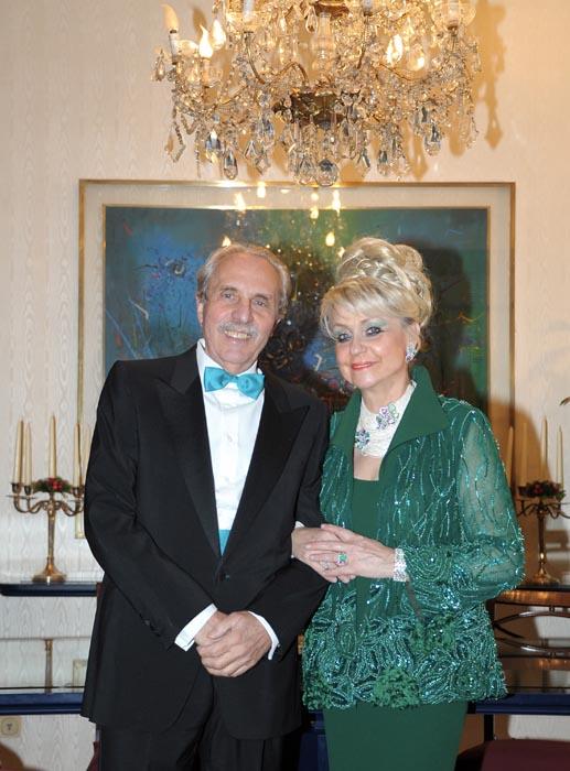 Daniela e Mario Javarone