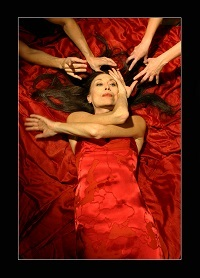 Luciana il suo nome Carmen, Luciana Savignano - Foto di Angelo Redaelli