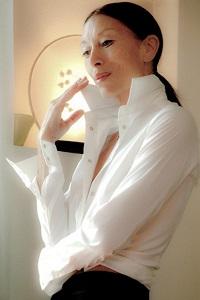 Luciana Savignano - foto di Lidia Costantini r
