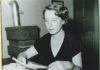 la scrittrice Fausta Cialente