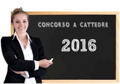 concorso a cattedra
