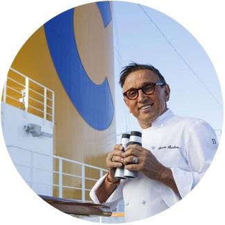 Chef Bruno Barbieri - Costa Crociere