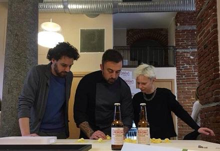 Chef Rubio Origami Italiani