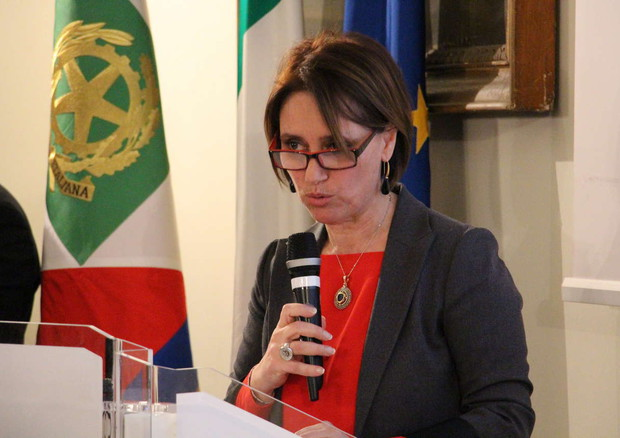 Direttore Generale INMP Concetta Mirisola