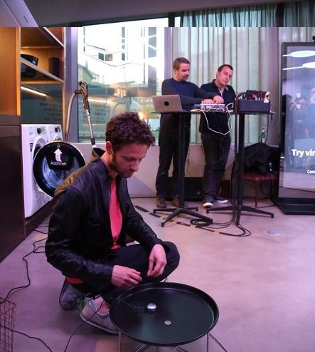 Samsung AddWash Musica3
