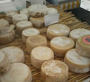 foto banco formaggi