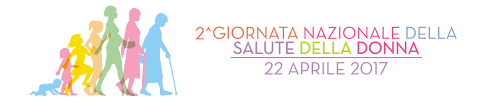 logo Giornata nazionale della Salute della Donna