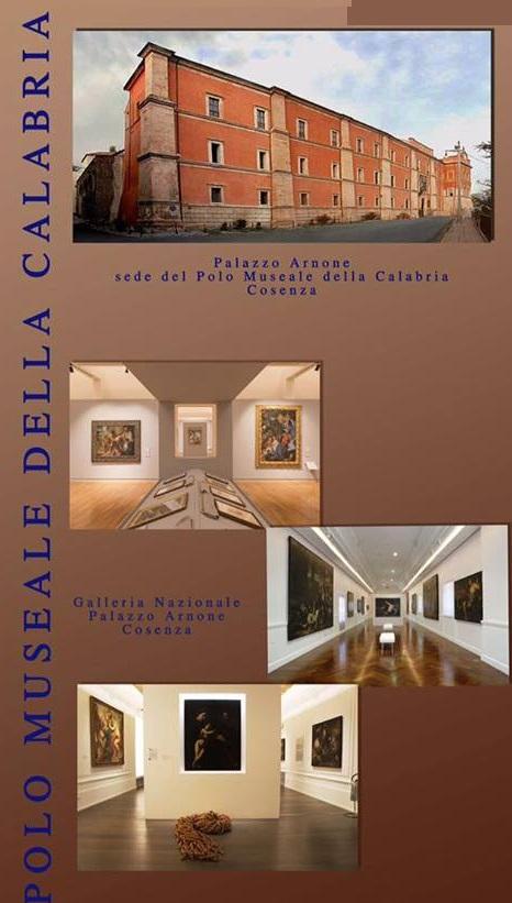 Cosenza - Palazzo Arnone - Sede Polo Museale della Calabria