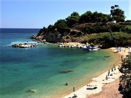 Ciro Marina il mare