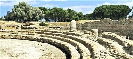 Sibari area archeologica 1