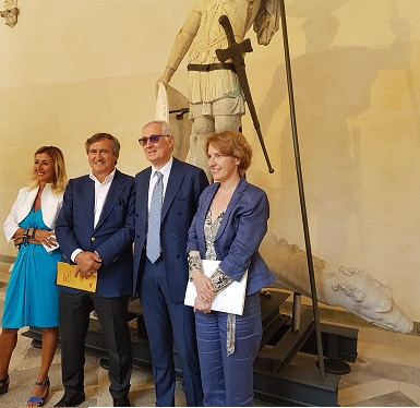 Inaugurazione restauro TODARO