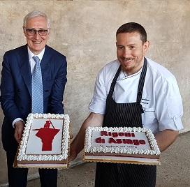 Venezia lAD di  RIGONI -Andrea Rigoni e lo Chef Martino Scarpa