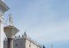 Venezia la statua del TODARO