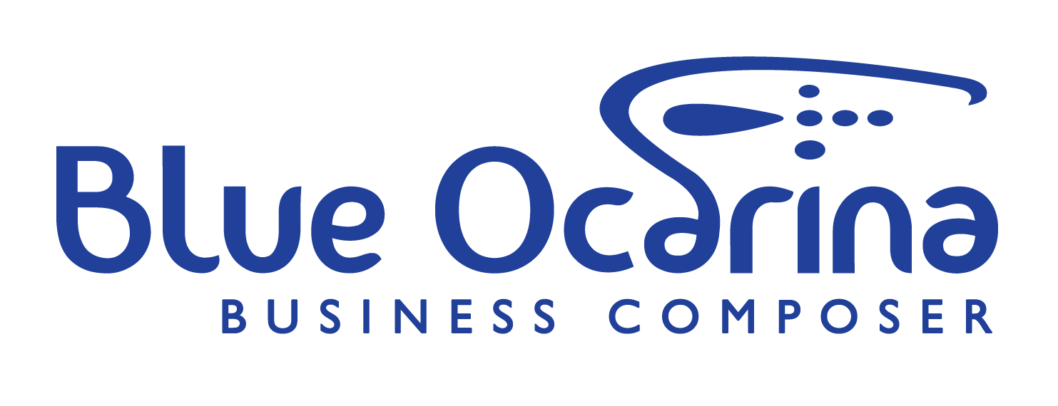BlueOcarina-Logo-businesscomposer-positivo