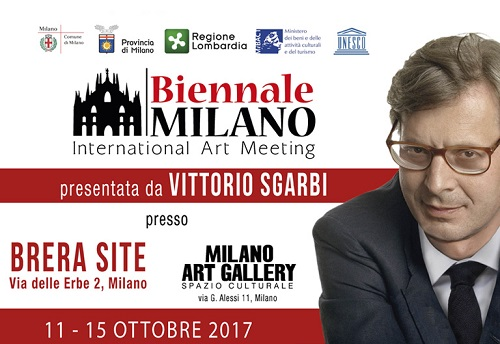 MILANO LA BIENNALE ART MEETING 2017