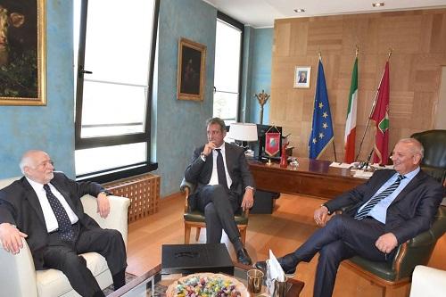 Mario Fratti Giorgio DIgnazio Giuseppe Di Pangrazio