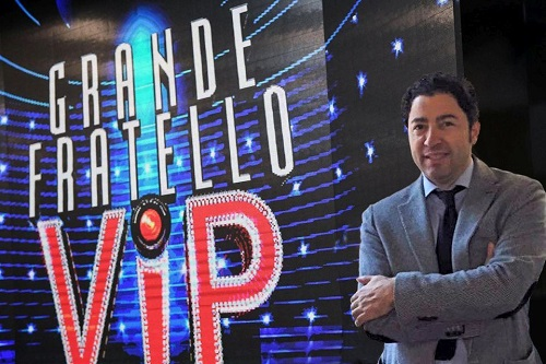 SALVO NUGNES GRANDE FRATELLO VIP