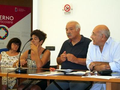 Michele Faiella - Giovanni Villani - Rosa Carafa - Rosanna Romano