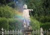 Statua zampillante Villa Arconati-FAR 2017