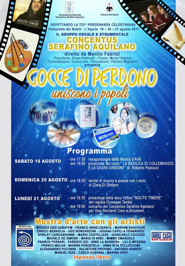 GOCCE PERDONO locandina b