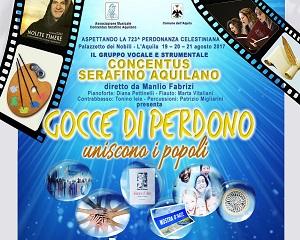 GOCCE PERDONO locandina r