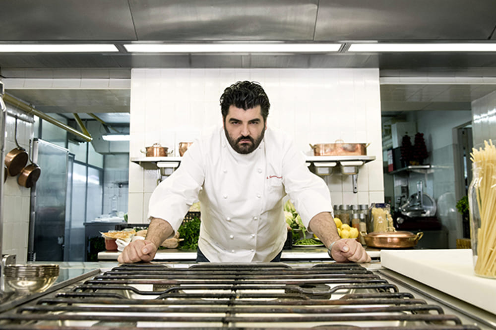 Antonino Cannavacciuolo - Cucine da incubo due