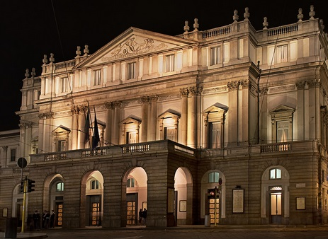 Teatro Alla Scala Milano