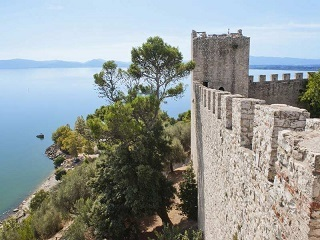Castiglione del Lago - Fortezza Medievale b