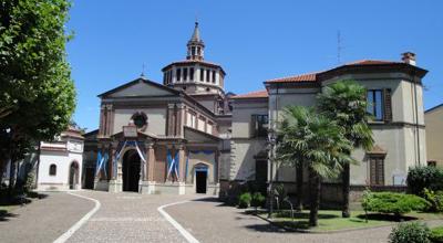 Rovello Porro (Como): Santuario via Madonna