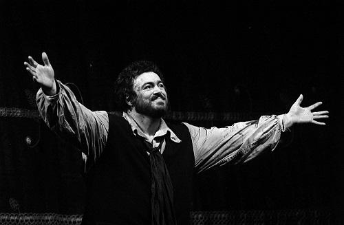 Pavarotti Tosca