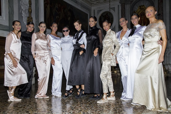 Angela Bellomo e la sua haute couture collection