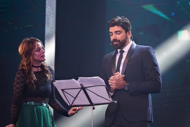 Gianluca Gazzoli e Sistiana Lombardi